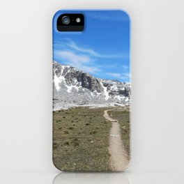 One Path iPhone Case
