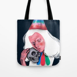 Wretched Clown Tote Bag