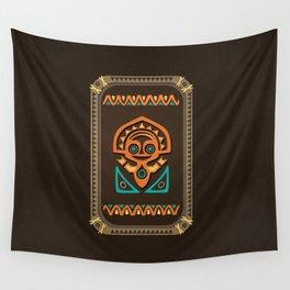 Disney's Polynesian Village - Tiki Wall Tapestry