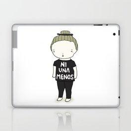 Ni Una Menos Laptop & iPad Skin