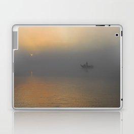 fisherman's dawn Laptop & iPad Skin