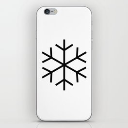 ice cold iPhone Skin