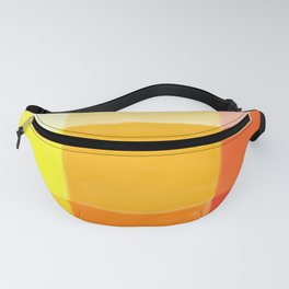 Sunny Patchwork Fanny Pack