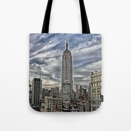 Empire State of Mind Tote Bag