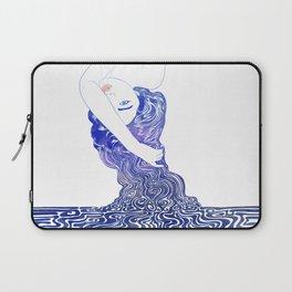 Water Nymph XXXVII Laptop Sleeve