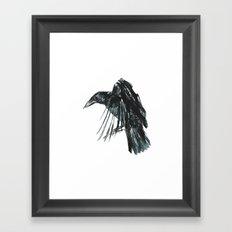 Death Diner Framed Art Print