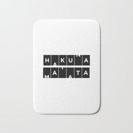 HAKUNA MATATA Bath Mat