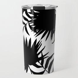 tropical pattern  Travel Mug