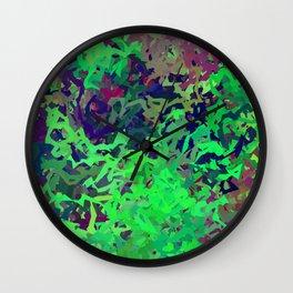 big abstract 010 Wall Clock