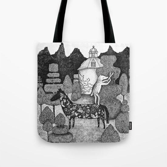 The Gardner Tote Bag