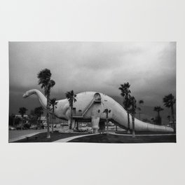 Dinosaur Park - Prehistoric California Rug