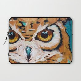 Hunter's Stare Laptop Sleeve