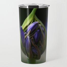 Lily of the Nile Flower Bud Travel Mug