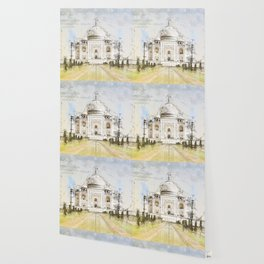Taj Mahal, India Wallpaper