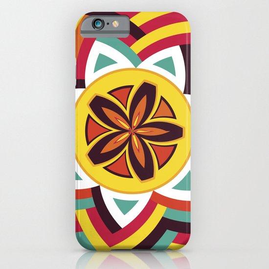 Mandala Love Pattern iPhone & iPod Case