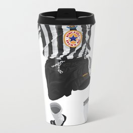 Newcastle United 1997-1998-1999 Metal Travel Mug