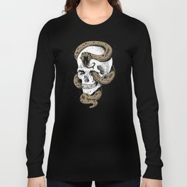 The Dark Mark of You-Know-Who Long Sleeve T-shirt