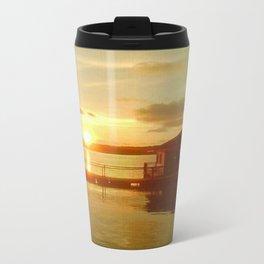 FLOATING_HOUSE Travel Mug