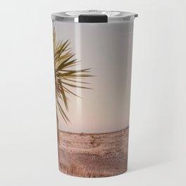 High Desert Sunset Travel Mug