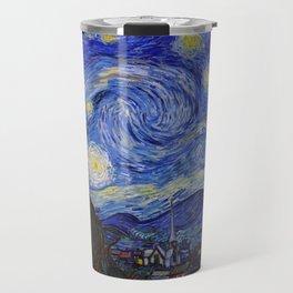 "Vincent van Gogh "" Starry Night "" Travel Mug"