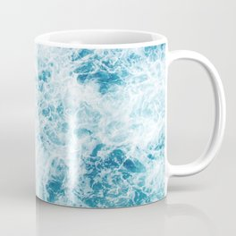 Sea ocean storm waves Coffee Mug