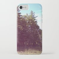 manchester iPhone & iPod Cases featuring Manchester Swamps by katarjana