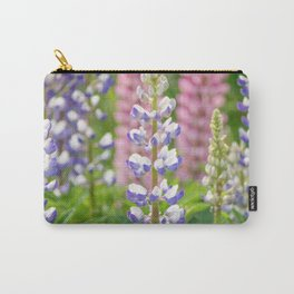 Lovely Lupines Carry-All Pouch