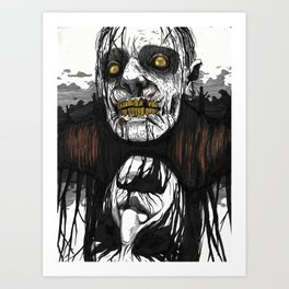 IDOLATRY Art Print