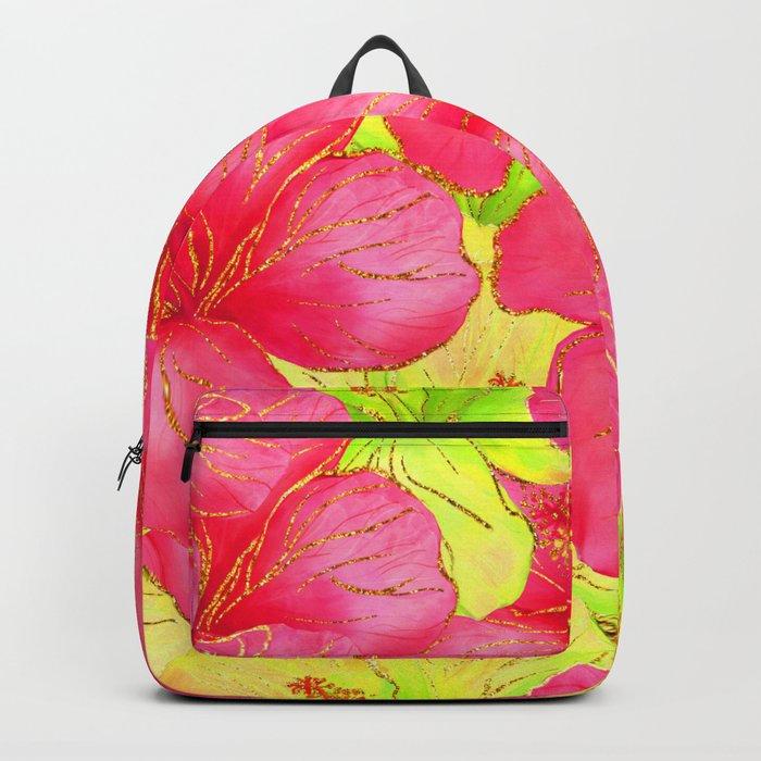 Summer glitter #11 Backpack