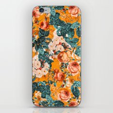 SUMMER GARDEN III iPhone & iPod Skin