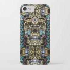 LOVE SKULL iPhone 7 Slim Case