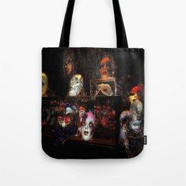 Mardi Gras Madness Tote Bag