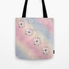 lily-white Tote Bag