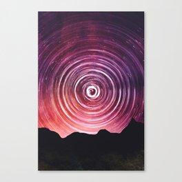 Follow the stars II Canvas Print