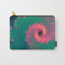 SWIRLY PASTEL Carry-All Pouch