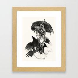 Parasol Framed Art Print