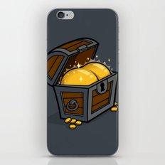 Booty iPhone & iPod Skin