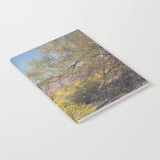 Joshua Tree Wildflowers Notebook