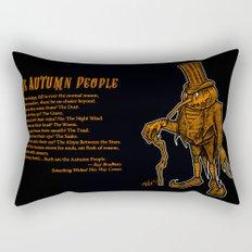Autumn People 1 Rectangular Pillow