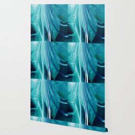 Lily Blue Wallpaper