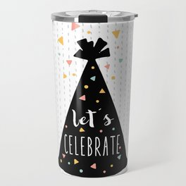 Celebration Travel Mug