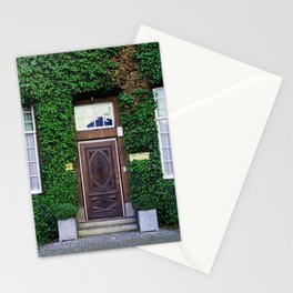 The door_17 Stationery Cards