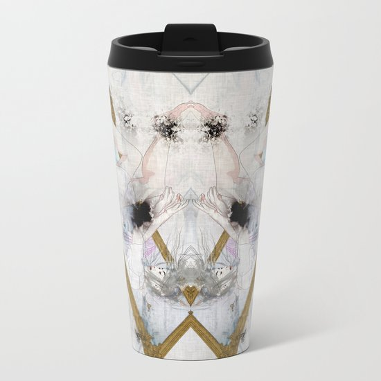 Looking-Glass Metal Travel Mug