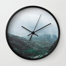 Scafell Pike Wall Clock