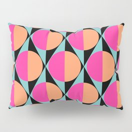 60s abstract pattern Pillow Sham