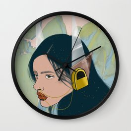 Dorothea Wall Clock