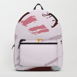 Dust pink dynamic Backpack
