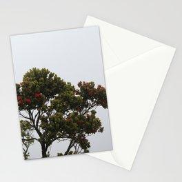 Lehua i ka pōuli o uka Stationery Cards
