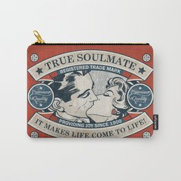 True Soulmate Carry-All Pouch
