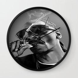 Snoop weed Dogg Wall Clock